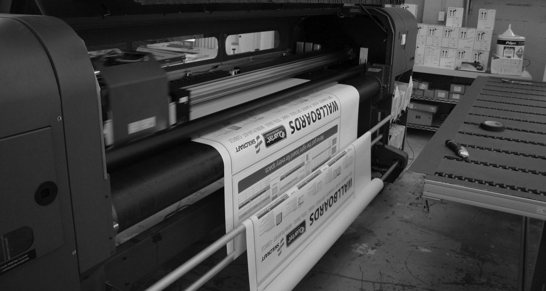 Lielformāta drukas pakalpojumi