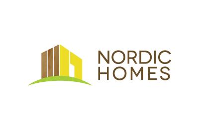 klienti Klienti NORDIC homes logo 176x110 klienti Klienti NORDIC homes logo