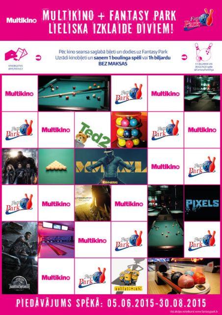 Plakāti izgatavošana plakāti Plakāti multikino fp biletes A1 4gb 452x640